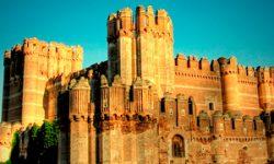 Castillo-de-Coca-Segovia