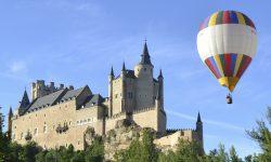 Paseo-en-globo-Segovia